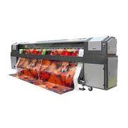Печать широкоформатная на баннерной ткани виниле фото