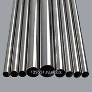 Труба 25.0x2.0, AISI316L, 03X17H14M2, Mill finish, EN 10217-7, SMS фото