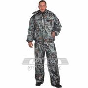 Куртка зимняя Сокол, тк. Duplex/Cosmo-Term, цв. КМФ фото