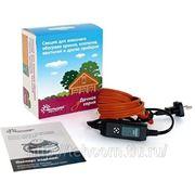 Теплышко BHO-18-0,8T — cекция для внешнего обогрева кранов, клапанов, вентилей и других п