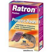 Пастообразное средство от крыс и мышей RATRON, 20 шт. по 10 г. фото