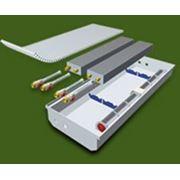 Конвектор внутрипольный с вентиляторами КПТ.390 фото