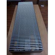 Конвектор внутрипольный Moehlenhoff QSK 410-110 - 850мм фото