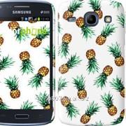 Чехол на Samsung Galaxy Core i8262 Ананас 2499c-88