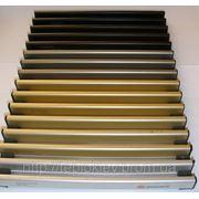 Декоративная решетка Mohlenhoff DR 15.180-EV2 светлая латунь фото