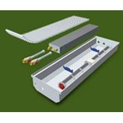 Конвектор внутрипольный с вентиляторами КПТ.306 фото