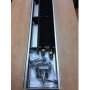 Внутрипольный конвектор Mohlenhoff WSK 180-90-1250 фото