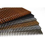Решетка декоративная.240х1500 Дуб,алюминий(золото,сатин,бронза,графит) фото