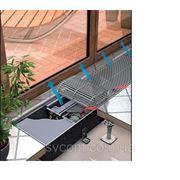 Внутрипольные Конвекторы тепло/холод Kampmann - Германия от Импортёра фото