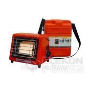 Портативная печь на сжиженном газе ELEKON POWER PG3B фото
