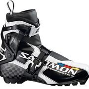 Ботинки лыжные Salomon фото