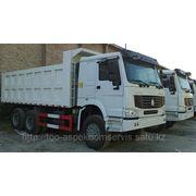 Самосвал(25 тон) 6X4