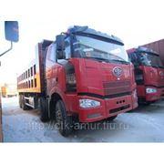 Самосвал FAW 8x4 355/375 л.с. в Красноярске фото