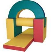 Детский мягкий Трансформер - 1 , 5 элементов фото
