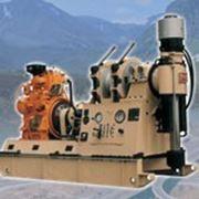 Буровая установка XY-42 для бурения коронками с алмазным наконечником фото