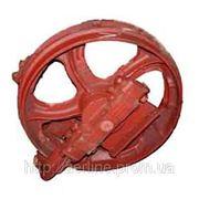 Колесо натяжное в сборе с опорами правое 50-21-306СП