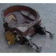 Механизм управл. муфтой сцепления и горным тормозом 24-15-3СП/50-15-5СП