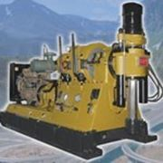 Буровая установка НXY-5 для бурения коронками с алмазным наконечником фото