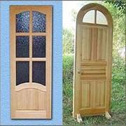 Двери филенчатые фото