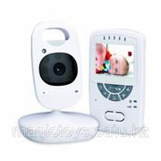 Lorex BB2411 2.4-Inch Sweet Peek Video Baby Monitor with IR Night Vision and Zoom (White) фото