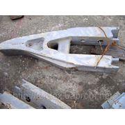 Зуб кривой (самозатачивающийся) ковша экскаватора ЭКГ-4,5,6. фото