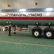 Продам газовоз цистерну dogan yildiz 57 м3 фото