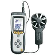 Термоанемометр с измерением объёмного расхода воздуха DT-8894 фото