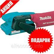 Ленточная шлифовальная машина Makita 9910 фото