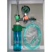 Увлажнитель кислорода Y-006 с расходомером и редуктором. фото