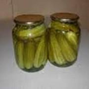 Консервированные овощи (обработанные) фото