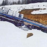 Снегоболотоход ШСГ401 фото