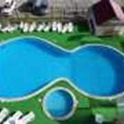 Строительство бассейнов в Кокшетау фото