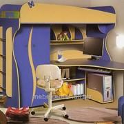 Набор для детской комнаты Альфа 3 фото