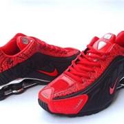 Кроссовки Nike Shox R4 Cartoon фото