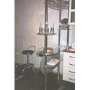 Производство мебели из стекла по индивидуальным заказам фото