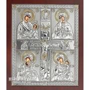 Икона Воздвижение Креста Господня Код товара: ОCLASSIC фото