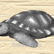 Малая архитектурная форма Черепаха 500x400 фото