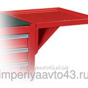 Полка инструментальная навесная, красная МАСТАК 550-10457R фото