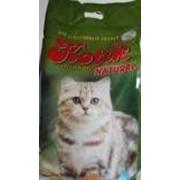 Силикагелевый наполнитель для кошачьего туалета Котик, 13л фото
