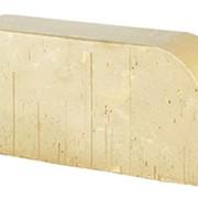 Кирпич радиусный Lode Sarmite гладкий, 250*120*65 мм фото