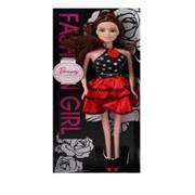 Кукла 11.5 с гнущимися ногами FashionGirl в кор.,100969857/ZR511