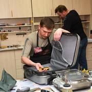 Замена и ремонт фурнитуры портфелей фото