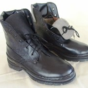 Ботинки с з\б БП. фото