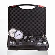 Измерительный чемодан с вставными соединениями - HFM M BOX S