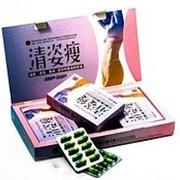 Капсулы для похудения и укрепления мышц живота Цинцзышоу фото
