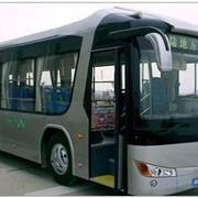 33-Местный HYBRID Пассажирский Электроавтобус фото