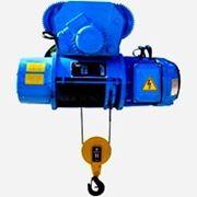 Таль электрическая Болгария 1 т (электроталь, тэльфер, електротэльфер) T10352 (24м) фото