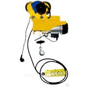 Тельфер электрический с тележкой ТМ-1S-3 MAGNUS PROFI г\п 3 т, высота 12 м фото