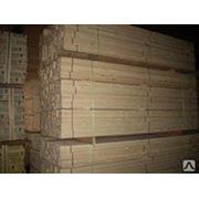 Брус из ангарской сосны строганный сушеный сечением 40х64мм фото