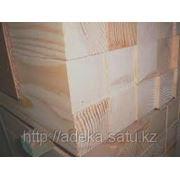 Брусок строганный сушеный в алматы из сосны сечением 40х81мм фото
